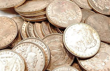 Beware of Counterfeit Silver Dollars!