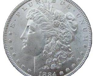 History of the Morgan Silver Dollar